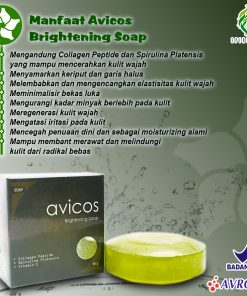 AVICOS – Brightening Soap