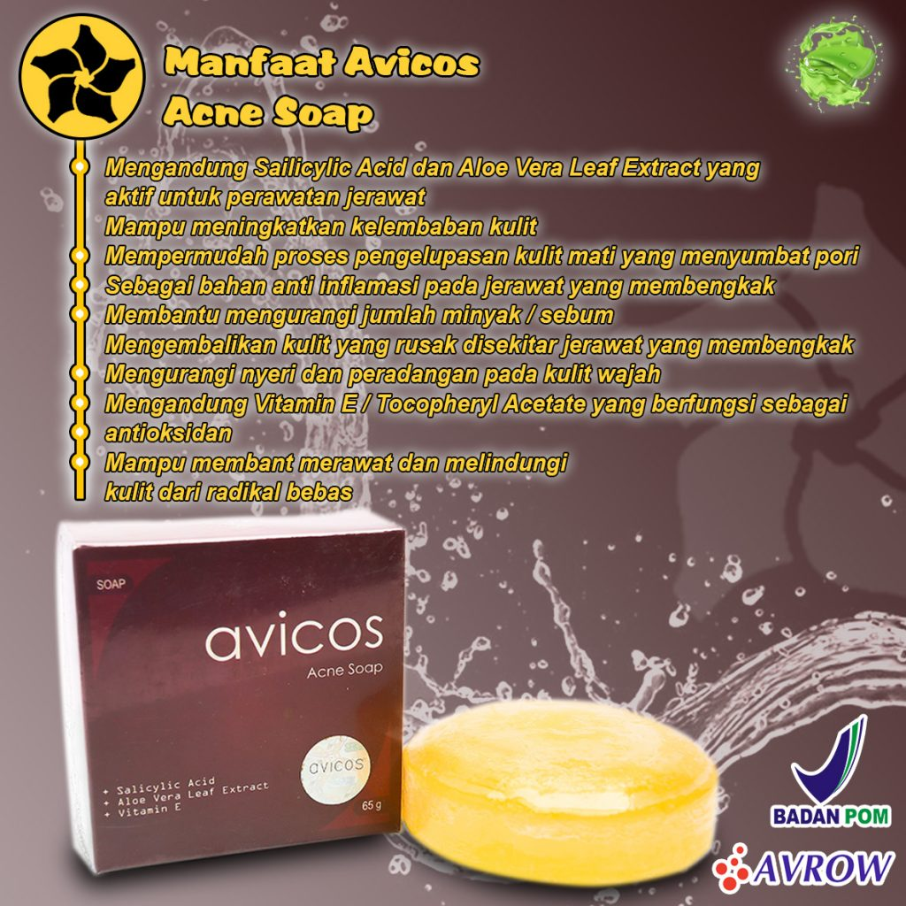 AVICOS – Acne Soap